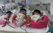 Bệnh viện Từ Dũ mổ ca sinh 4 thai mới hơn 30 tuần tuổi