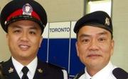 Viên cảnh sát gốc Á được tôn vinh anh hùng ở Canada