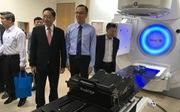 Hệ thống xạ trị - xạ phẫu hiện đại nhất VN đi vào hoạt động