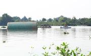 Tìm thấy thi thể 2 nạn nhân sà lan chở cát lật trên sông Đồng Nai