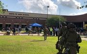 Xả súng ở trường học Mỹ: ít nhất 10 người chết