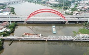 Xây cầu xe lửa Bình Lợi để thu giá... BOT đường sông!