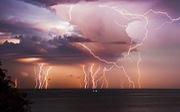 Nơi nào nhiều mưa, sét, bão nhất thế giới?