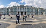 Ở xứ sở World Cup 2018: Petersburg không có cung điện mùa Xuân?