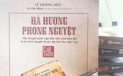 Hà Hương phong nguyệt là  tiểu thuyết quốc ngữ đầu tiên?
