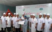 Bệnh viện đa khoa Thanh Hóa thành công ca ghép thận đầu tiên
