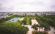 """""""Resort xanh"""" giữa khu Đông cho gia đình trẻ"""