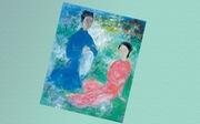 Giá tranh của các họa sĩ Việt Nam như con rơi...