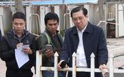 Chủ tịch Đà Nẵng kiểm tra tình trạng xâm thực biển Mỹ Khê