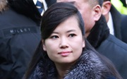 Người đẹp Triều Tiên đã sang Hàn Quốc tiền trạm