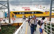 Buýt đường sông: cải thiện thêm để thu hút khách