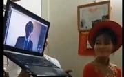 Clip cặp đôi làm lễ ăn hỏi online làm nóng mạng xã hội