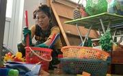 Bộ trưởng Phùng Xuân Nhạ: Không để học sinh vùng lũ đến trường thiếu sách vở