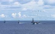 Mỹ - Trung 'đe' nhau hiếm thấy trên Biển Đông