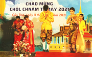 Tết Chol Chnam Thmey ở nhà