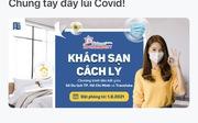 HỎI - ĐÁP về dịch COVID-19: F1 COVID-19 muốn cách ly ở khách sạn ở TP.HCM, làm thế nào?