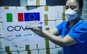 Ý viện trợ thêm 1,2 triệu liều vắc xin cho Việt Nam