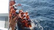Ba ngư dân hôm mê sâu do ngạt khí gas hầm lạnh