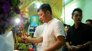 Đám tang nghệ sĩ Khánh Nam - vui buồn gửi lại đất trời…