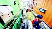 Cận cảnh cuộc sống sinh viên trong 'căn hộ' container