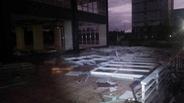 Sinh viên ĐHQG lo lắng ký túc xá 'thất thủ' vì mưa dông