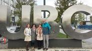 Gặp gỡ đại diện trường British Columbia (UBC) - Canada ngày 6-11