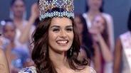 Hoa hậu Ấn Độ đăng quang Miss World 2017