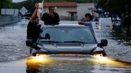 Chống siêu bão Harvey, dân Việt chỉ cần thùng mì