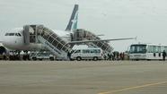 Chó 'xâm nhập' đường băng làm trễ chuyến bay tại Cam Ranh