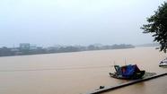 Huế: nước các sông tiếp tục lên, nguy cơ tái diễn lũ lớn