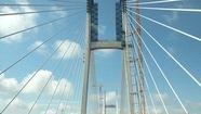 Hợp long cầu Cao Lãnh nối đôi bờ sông Tiền