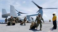 Quân đội Mỹ sơ tán tránh bão Maria