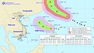 Bão Talim và áp thấp nhiệt đới hướng lên phía Trung Quốc