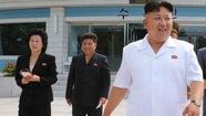 Ông Kim Jong Un đưa em gái vào Bộ Chính trị