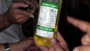 Heo của 13/21 hộ mổ tại lò Xuyên Á chứa nhiều thuốc an thần