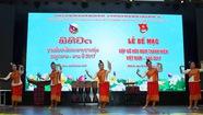 Bế mạc gặp gỡ hữu nghị thanh niên Việt - Lào