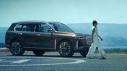 Ngắm BMW X7 iPerformance tại triển lãm Frankfurt: rộng rãi và tinh tế