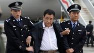Trung Quốc xử hơn 1,3 triệu quan chức tham nhũng