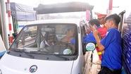 BOT Biên Hòa xả trạm do tài xế dùng tiền lẻ mua vé