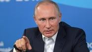 Tại sao Tổng thống Putin dự APEC nhưng bỏ qua Đông Á?