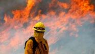 4 ngày chìm trong biển lửa của California