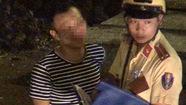 Cảnh sát giao thông 'làm luật' ở cửa ngõ Tân Sơn Nhất