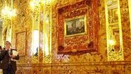 Căn phòng hổ phách huyền thoại vẫn còn và giấu ở Đức