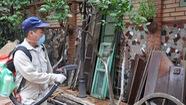 Dịch sốt xuất huyết đã giảm trên địa bàn thành phố Hà Nội