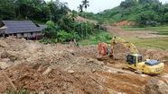 Tìm được thêm 2 thi thể vụ lở đất ở Hòa Bình