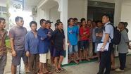 Đại sứ quán Việt Nam tham dự phiên tòa 5 ngư dân kêu oan