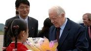 Cựu tổng thống Jimmy Carter muốn làm trung gian đối thoại với Bình Nhưỡng