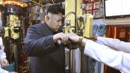 Tình báo Mỹ phát hiện Triều Tiên đóng tàu ngầm mới