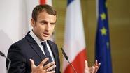 Ông Macron nói việc dùng Twitter 'không thích hợp' với một tổng thống