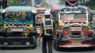 Đình công diện rộng tại Philippines, trường học và văn phòng chính phủ đóng cửa